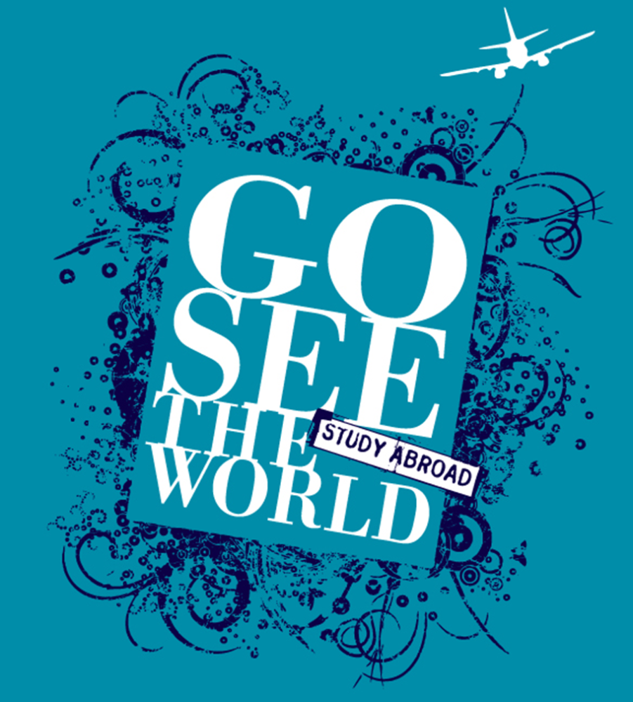 Go See the World Logo